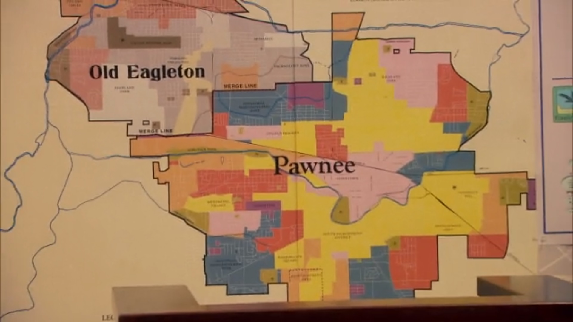 Gas City Indiana Map.Pawnee Indiana Parks And Recreation Wiki Fandom Powered By Wikia