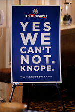 Yes We Can't Not Knope