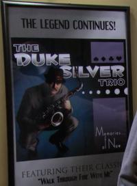 Ron swanson saxophone name