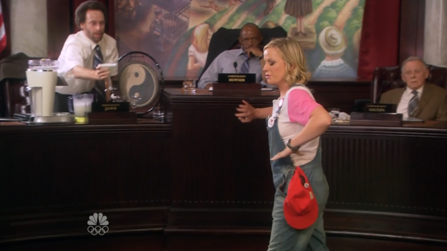 Filibuster | Parks and Recreation Wiki | FANDOM powered by Wikia