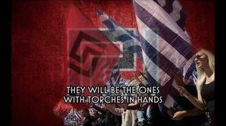 The Last Faithful Ones - Golden Dawn Song