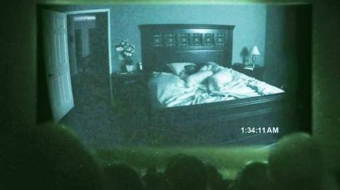 """Paranormal Activity"" - Official Trailer HQ HD"