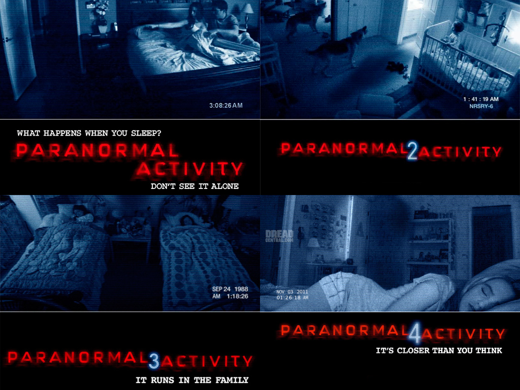 Image result for paranormal activity movies