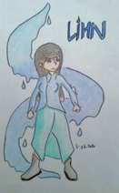Linh, dont le nom est mal écrit, par Zoupzoup