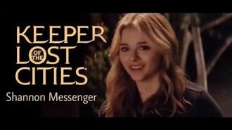 Keeper Of The Lost Cities Movie Trailer *Fan Made*-1593002159
