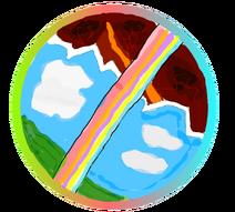L'arc-en-ciel-dimensionnelle