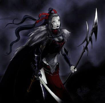 Sorceress queen (2)