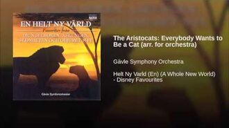 The Aristocats Everybody Wants to Be a Cat (arr. for orchestra)-0