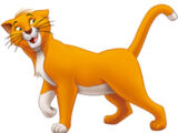 Thomas O'Malley (Winnie the Pooh spoof)