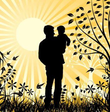 Una-familia-feliz--su-hijo--material-elemento-del-vector 15-2914