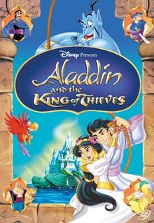 Aladdin and the King of Thieves English Poster