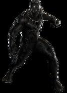 Black Panther Render