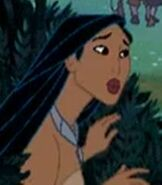 Pocahontas in Pocahontas Animated StoryBook