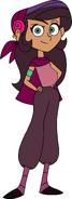 Pregnant Marcella