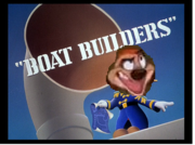 Timon and the boat builders