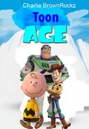 Toon Age (2002; Movie Poster)