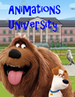 Animations University Poster