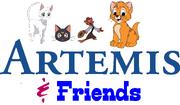 Artemis & Friends logo