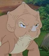 Cera in The Land Before Time 3 The Time of the Great Giving