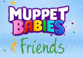 Muppet Babies & Friends logo