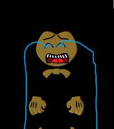 Poor Bendy cries