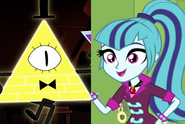 Sonata Duck X Bill Cipher