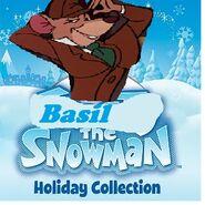 Basil aka Frosty the snowman
