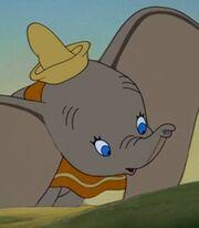 Mr Dumbo in Dumbo