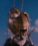 Mr Grasshopper