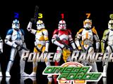 Power Rangers Omega Force