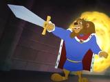King Arthur (Legend of the Three Caballeros)