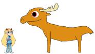 Star meets Moose