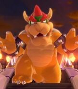 Bowser in Super Mario 3D World (2013)