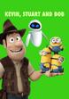 Kevin, Stuart and Bob (Flubber) Poster