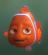 Nemo in Finding Dory