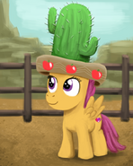 Old West Scootaloo