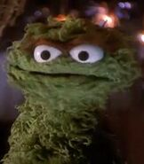 Oscar the Grouch in The Adventures of Elmo in Grouchland