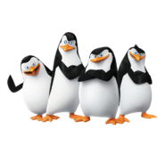 Penguins madagascar 2014