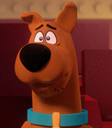 Scooby Doo in Lego Scooby-Doo Haunted Hollywood