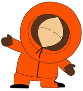 South park action poses kenny 13 by megasupermoon-d66vw18