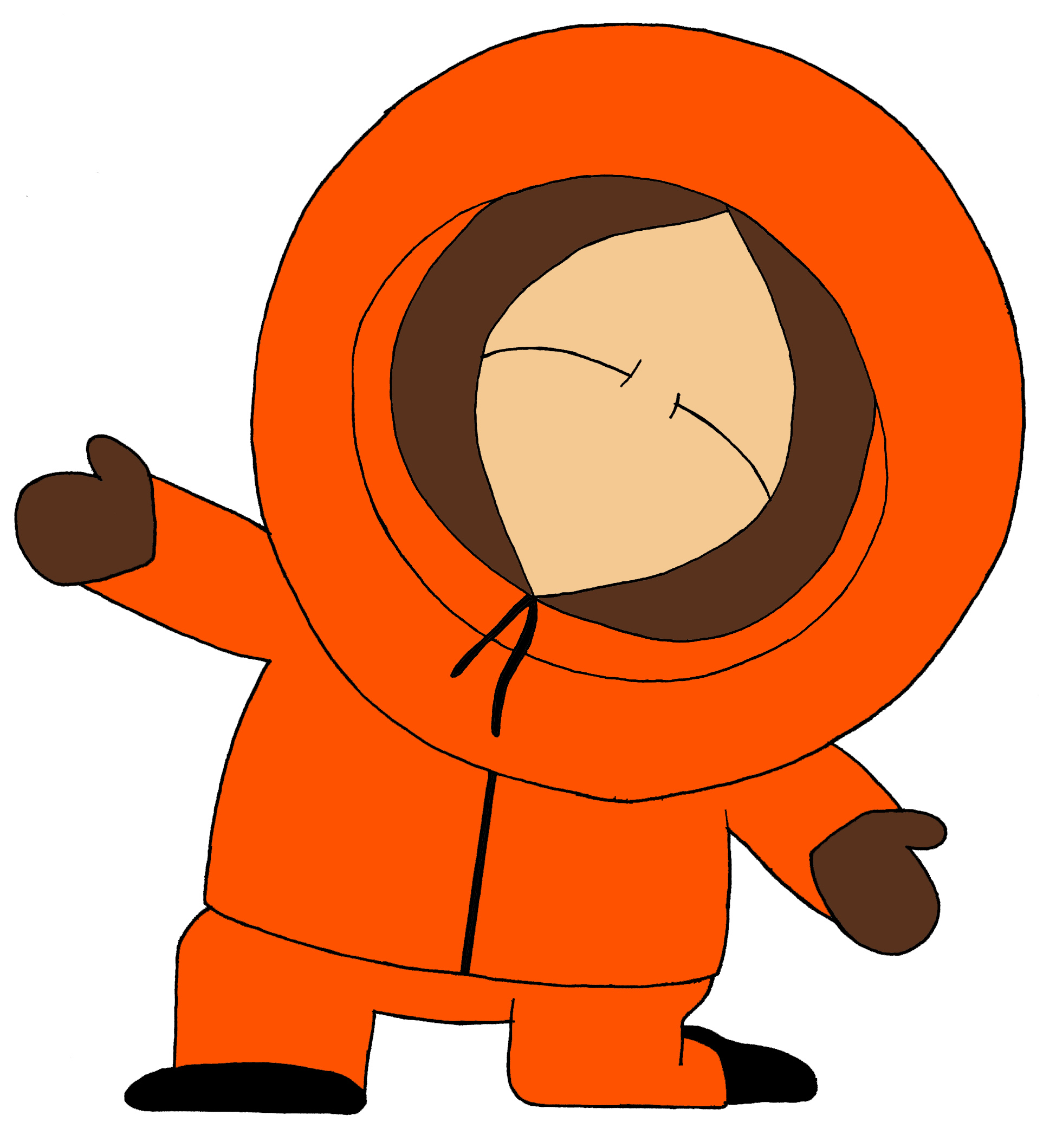 Image south park action poses kenny 13 by megasupermoon the parody wiki fandom - Pics of kenny from south park ...