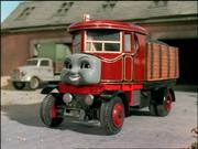 Elizabeth the Vintage Quarry Truck