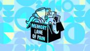 PPG 2016 Memory Lane of Pain
