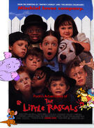 Pooh's Adventures of The Little Rascals Poster