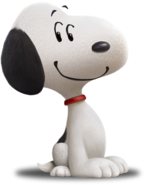 Snoopy peanuts movie
