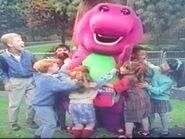 Barney & Friends Season 2 Group Huge