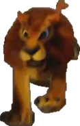 Crash Bandicoot N. Sane Trilogy Lion