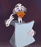 Ludwig Von Drake in The Wonderful World of Disney