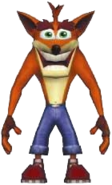Mr CNK Crash Bandicoot