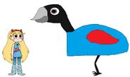 Star meets Emu